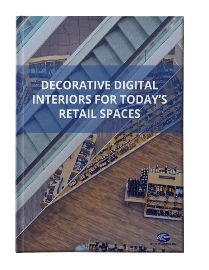 Decorative Digital Interiors For Today's Retail Spaces