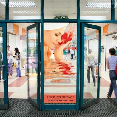 Digital Retail Window Graphics